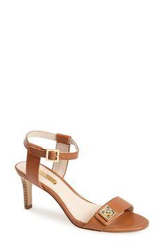 Louise et Cie 'Hayworth' Leather Ankle Strap Sandal (Women) | Nordstrom
