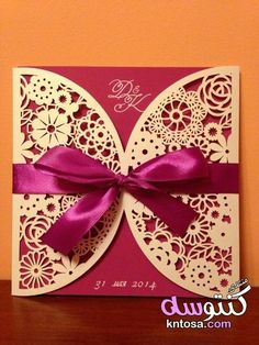 تصميم كروت افراح جاهزة كروت افراح2019 بطاقة دعوة زواج جاهزة صور دعوة عقد قران انستقرام Kntosa Com 27 18 154 Card Patterns Invitations Pattern