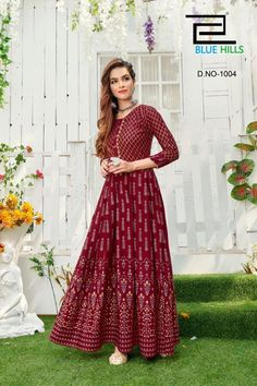 Order #Shaheen Long GOWN Mom1250 Daughter 1180 on WhatsApp number +919619659727 or ArtistryC.in Carnival Store, Kids Gown, Blue Hill, Girls Wear, Lehenga Choli, Kurti, Boy Or Girl, Daughter, Gowns