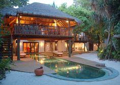 The Retreat, Soneva Fushi Resort - Maldives - Desert Island Hideaway
