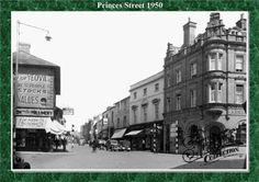 Princes Street 1950.