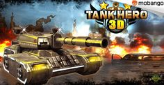Tank Hero 3D - Blast all the obstacles on the way and capture the territory and become the Tank Hero! By #StartAndroid. Download now: http://www.mobango.com/tank-hero-3d/?cid=1930139&catid=10&track=Q106X2089