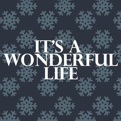 I got It's a Wonderful Life! What Holiday movie are you?