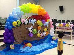 Arca de Noé Escuela Dominical