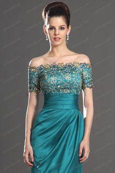 Cheap gown embroidery, Buy Quality lace up flip flops directly from China lace chain Suppliers: 92628 Chiffon Off The Shoulder Floor Length Evening Dresses Black Straight Formal Evening Gowns To Party 2016 vestido de festa Evening Gowns With Sleeves, Lace Evening Gowns, Cheap Prom Dresses, Homecoming Dresses, Cocktail Attire, Cocktail Dresses, Mothers Dresses, Bride Dresses, Dresses Dresses