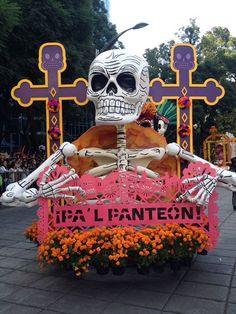 Desfile Día de Muertos 2016 CDMX