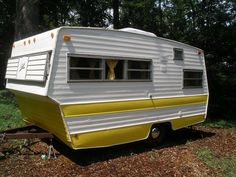 1972 Shasta Vintage Travel Trailer  I would like one of these