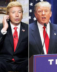 Jimmy Fallon Spoofs Donald Trump in Hilarious Tonight Show Skit: Watch - Us Weekly