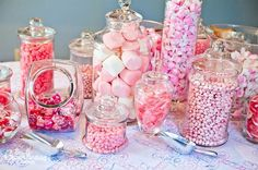decoration candy bar a bonbon buffet de sucreries mariage 2013