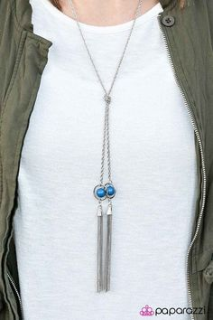 All Occasions Blue Necklace