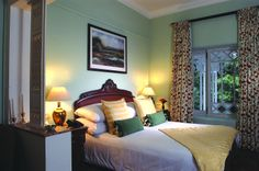 The Double Room has well appointed furniture and is aesthetically decorated to create a space that is tranquil and pleasing.