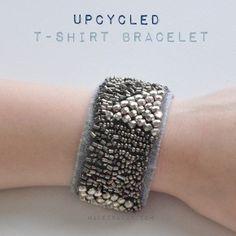 Upcycled Embellished