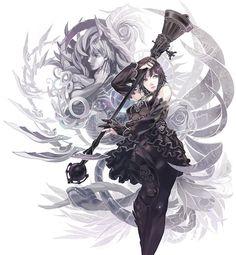 Lilith by ~Aoinhatsu on deviantART