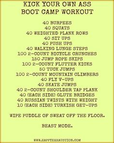 Full body werk