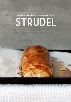 Prima di approcciarsi a questa ricetta bisognerebbe capire veramente cosa si intende per strudel. C'è chi lo fa con la pasta sfoglia,...