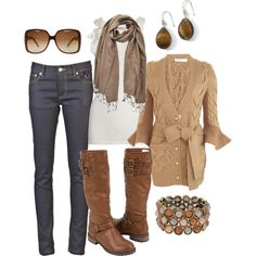 """""""browns"""" by htotheb on Polyvore"""