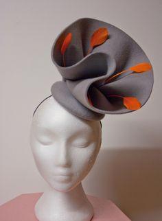 new hats  - Sophie Allport #millinery #HatAcademy