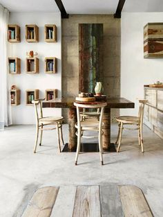 modern rustic chic on a shoestring..., look at all the low cost d.i.y. inspirations, just exercise your good eye w/ natural upcyclable & simple vintage pieces...