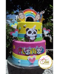 Ice Cream Party, Peppa Pig, Alice, Gelato, Party Time, Cake Toppers, Decoupage, Birthday Cake, Candy