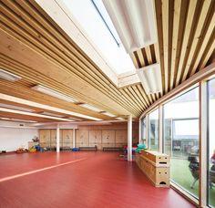 École Jean Moulin   Richard + Schoeller Architectes