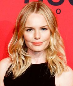 Try a punchy pop of color to brighten up your look this weekend. Bold tangerine may be the color of the season, but we love the softer take on the shade that #KateBosworth wore. http://news.instyle.com/2012/07/14/get-the-look-kate-bosworths-melon-lip/