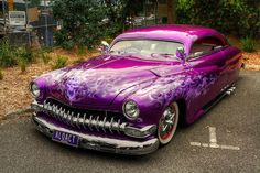 Dream ride :) 49 Mercury Lead Sled by MICHELLE ~ BLACKY ~ CHAMPAZ * this is one BadAss Lead Sled!*