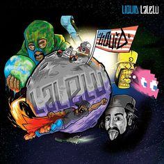 Liquid - La Le Lu | Mehr Infos zum Album hier: http://hiphop-releases.de/deutschrap/liquid-la-le-lu