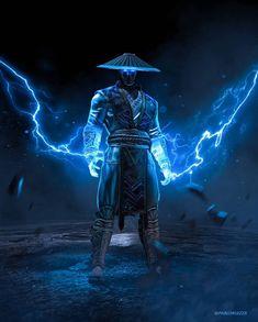 Raiden Vincent Vernacatola Mortal Kombat X Street
