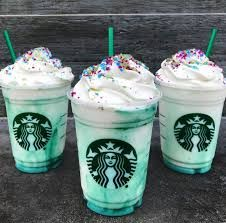 Just When We Thought We Were Over Crazy Starbucks Drinks, The Crystal Ball Frappuccino Makes Its Debut Starbucks Crystal Ball Frappucino Coming March 22 - Simplemost Starbucks Frappuccino, Bebidas Do Starbucks, Secret Starbucks Recipes, Starbucks Secret Menu Drinks, Starbucks Secret Menu Items, Starbucks Food, Starbucks Drink Image, Starbucks Cake Pops, Summer Drinks