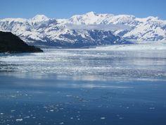 Hubbard, Glacier Hubbard Glacier, Alaska, Places Ive Been, Mountains, Nature, Travel, Naturaleza, Viajes, Destinations