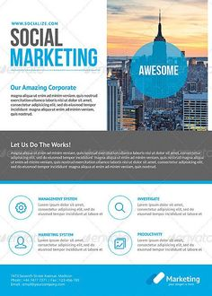 Pin by printerbees on small business marketing pinterest real business flyer templates business flyers corporate business corporate identity flyer design graphic design flyer layout design print design wajeb Image collections