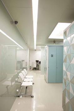 Consultorio Colón / Oficina Informal / Diseño de Iluminación Michael Novoa #light #led #lighting #design