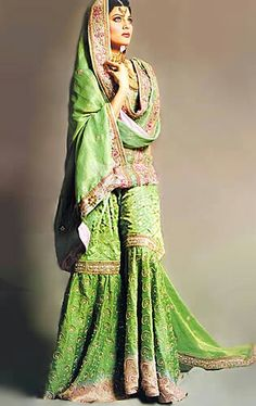 Green gharara