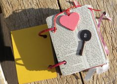 love themed ring book page