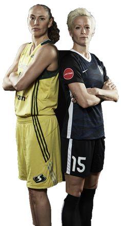 WNBA Players Married to NBA Players