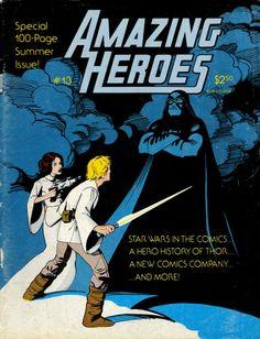 amazing heroes: star wars