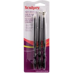 Sculpey Style & Detail Tools