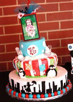 MISS MAGIC: Mary Poppins Birthday Party