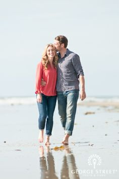 Natural, Style, Engagement Session, San Diego, California