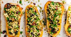 Vegetarian cooking doesn't need to be complicated. From noodle soup to veggie wraps, these vegetarian dinners take just 15 minutes or less to make. Vegetarian Dinners, Vegetarian Cooking, Cooking Recipes, Parmesan Zucchini Bites, Curried Couscous, Shredded Brussel Sprouts, Squash Salad, Veggie Wraps, How To Grill Steak
