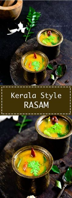 Kerala Style Rasam Make this Rasam for Onam Sadya in a true Kerala style. Freshly ground spices and tomatoes makes it very special. Milk Recipes, Curry Recipes, Veggie Recipes, Indian Food Recipes, Asian Recipes, Cooking Recipes, Soup Recipes, Appetizer Recipes, Vegetarian Recipes