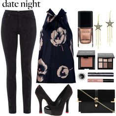 """What Will You Wear for Date Night?"" by bellamonica on Polyvore"