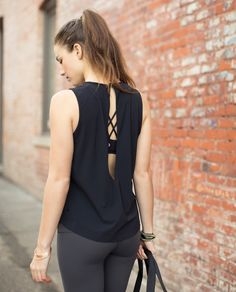 Lululemon Here to There Tank - want it!