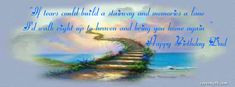 facebook pictures happy bday in heaven dad   Happy Birthday In Heaven Dad For Facebook Happy birthday day facebook