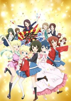 Rhodanthe* Performs Theme Song for Kin-iro Mosaic/KINMOZA! Special Anime Episode     Group made up of KINMOZA! voice actresses to release single in November        The official website for the Kin-iro Mosaic (KINMOZA!) anime  annou...