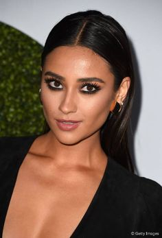 Actress Shay Mitchell attends the 2014 GQ Men Of The Year party on December 4, 2014 in Los Angeles, California.