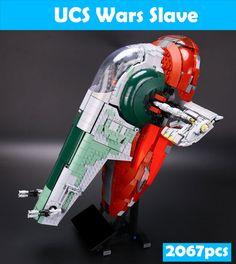 LEPIN Star War UCS Slave Bricks NO.1 Building Blocks Educational Toys - Blocks