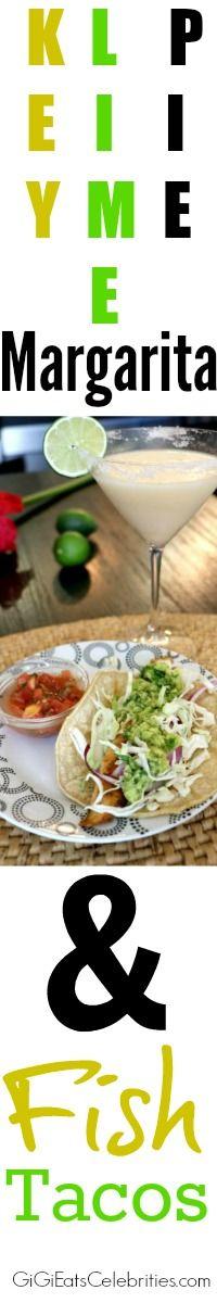 Key Lime Margarita and Flex Fish Tacos #recipe #glutenfreerecipe #nutfree, #dairyfree, #allergyfriendy, #sugarfree, #diet #lowcarb
