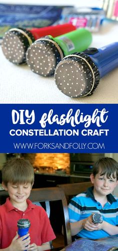 Flashlight DIY Const