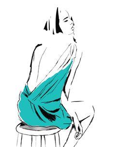 #illustration #fashionillustration #art